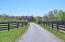 Entrance from Organ Creek Road