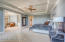 Master Suite with private sitting room/study