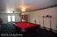 Basement game room