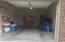 Front entrance garage