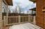 outdoor balcony off breakfast area