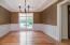 Beautiful In-Laid Hardwood Floors