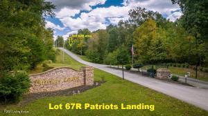 Patriots Landing - Almost 2-acre Building Site