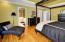 Double Tray and Hardwood Flooring