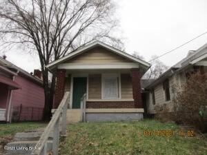 1708 W oak St, Louisville, KY 40210