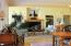 From Kitchen to Living Room through the Dining Room - open for entertaining