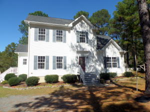 235 Pine Ridge Drive, Whispering Pines, NC 28327