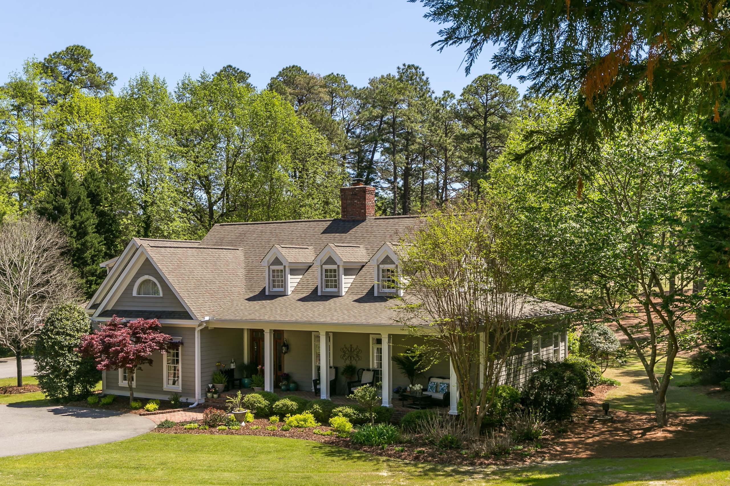 155  Quail Hollow Drive, Pinehurst, North Carolina
