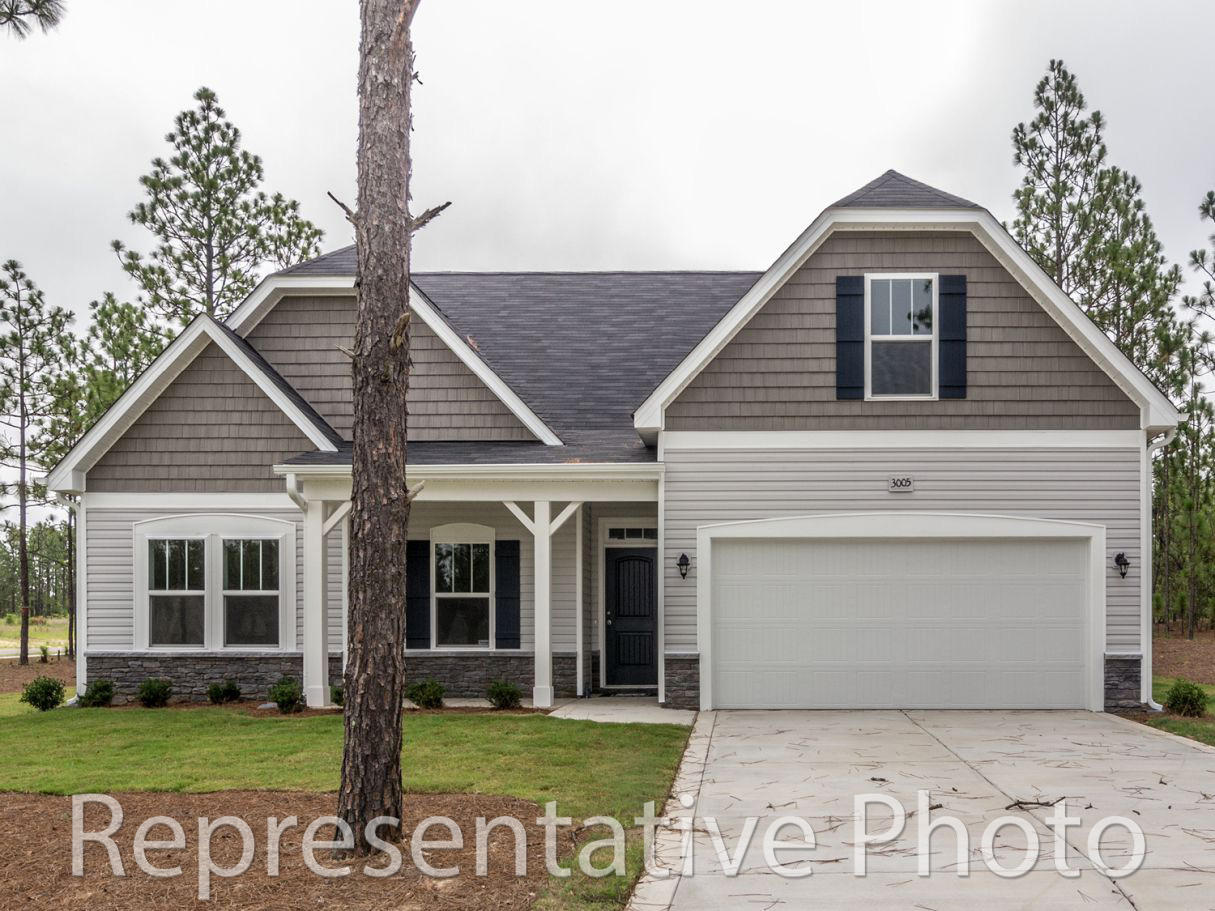1260  Whitney Drive, Aberdeen, North Carolina