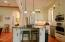Kitchen w/granite counter tops