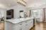 Kitchen Island/Breakfast Nook/Living Room
