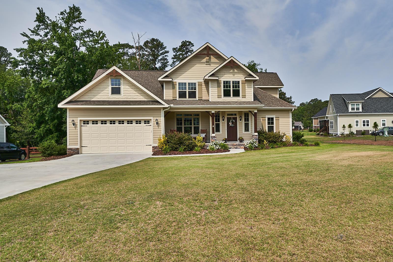 648  Herons Brook Drive, Whispering Pines, North Carolina