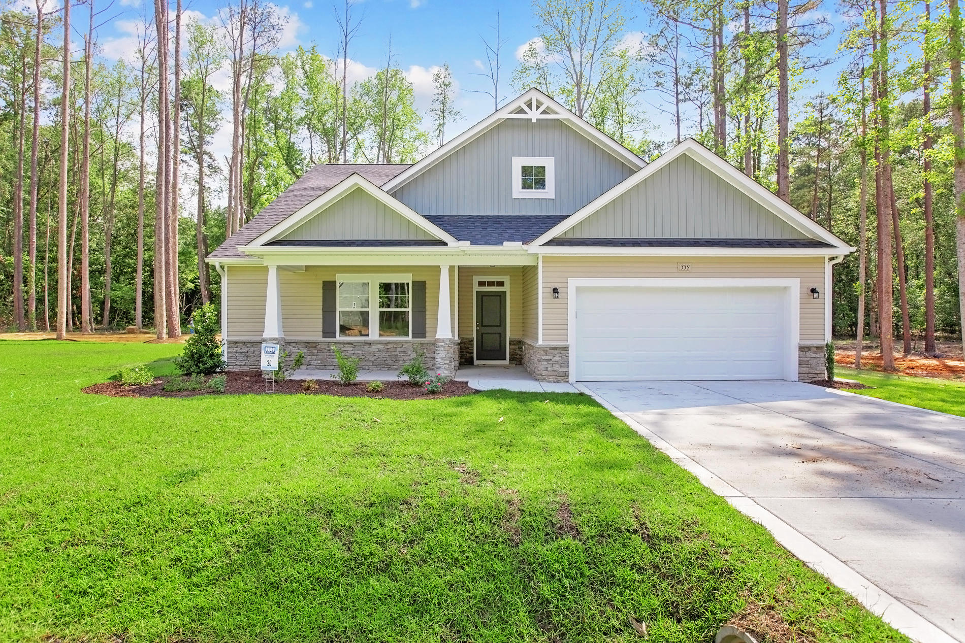 339  Glade Drive, Aberdeen, North Carolina