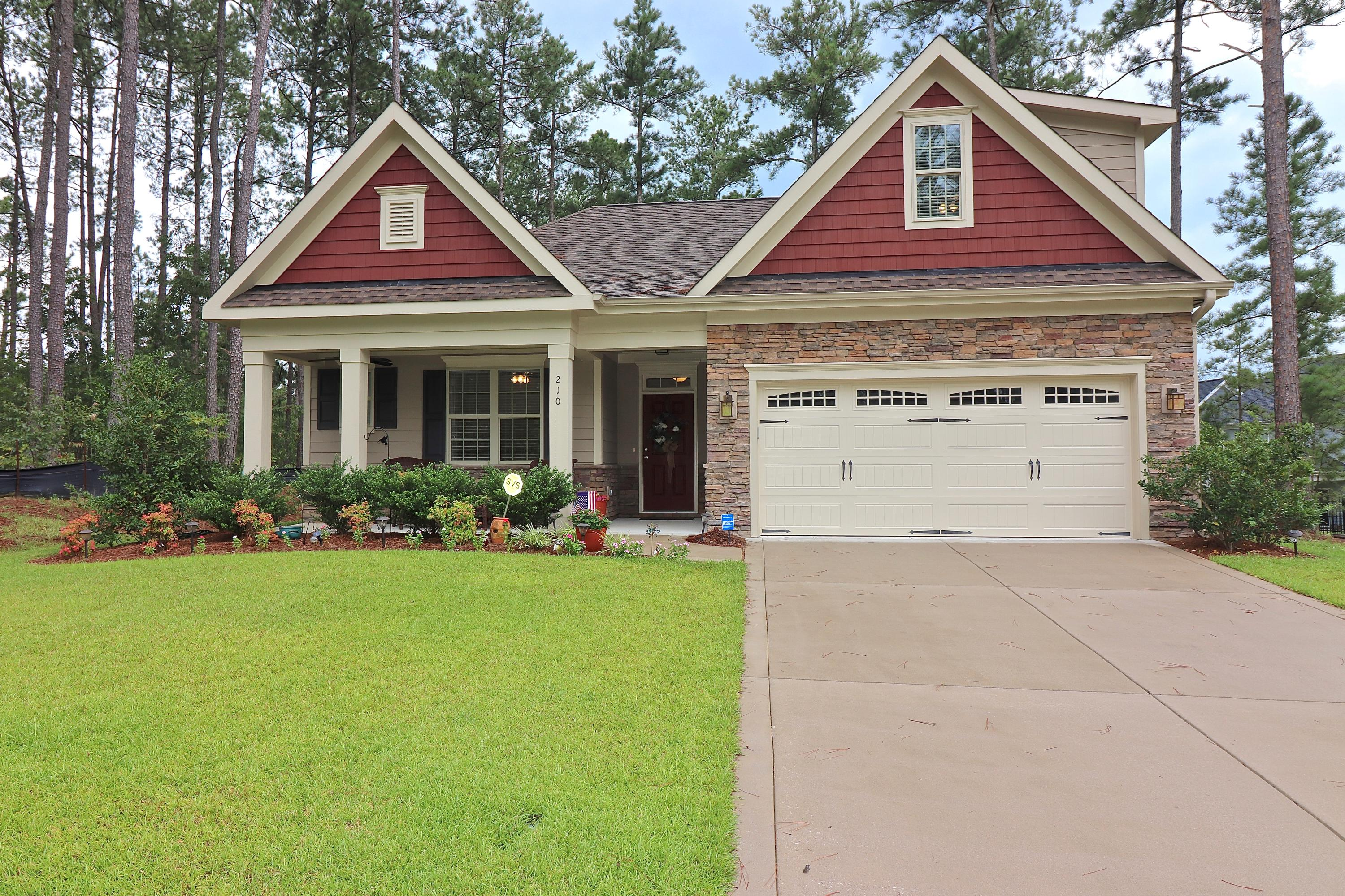 210  Moultrie Lane, Aberdeen, North Carolina
