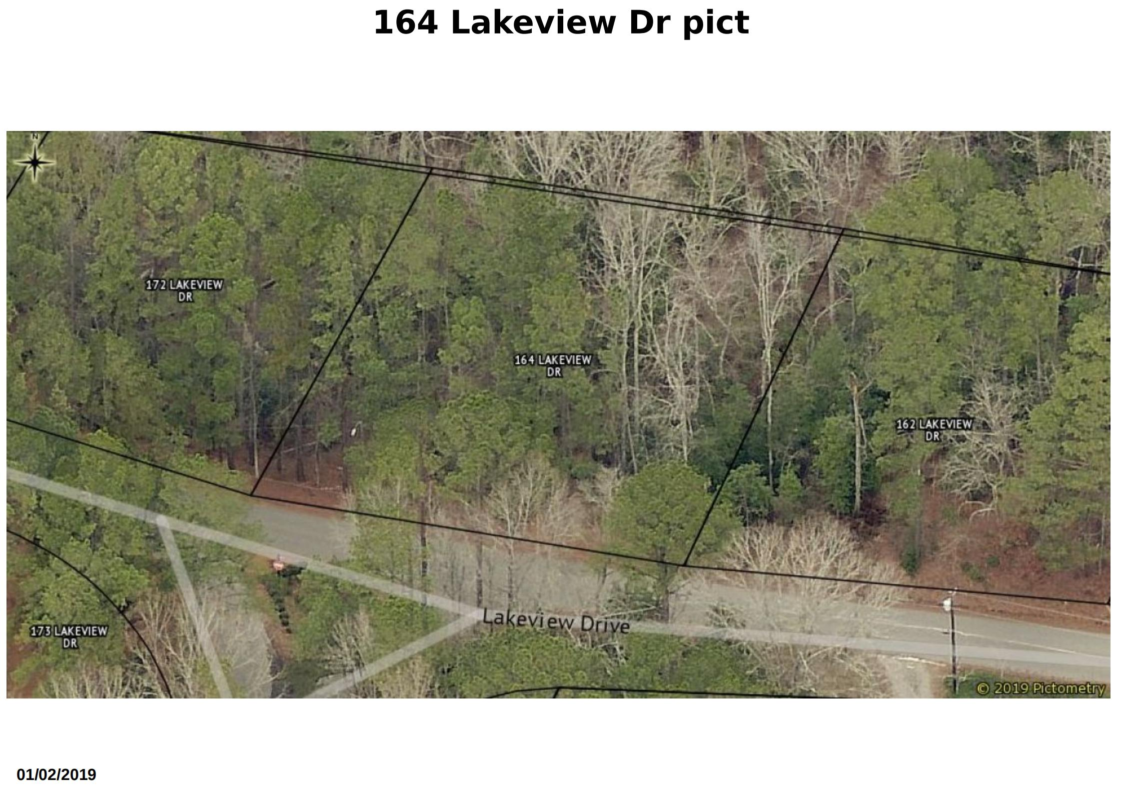 Lakeview Drive, Whispering Pines, North Carolina