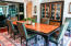 The formal Dining Room is wonderful for elegant dining