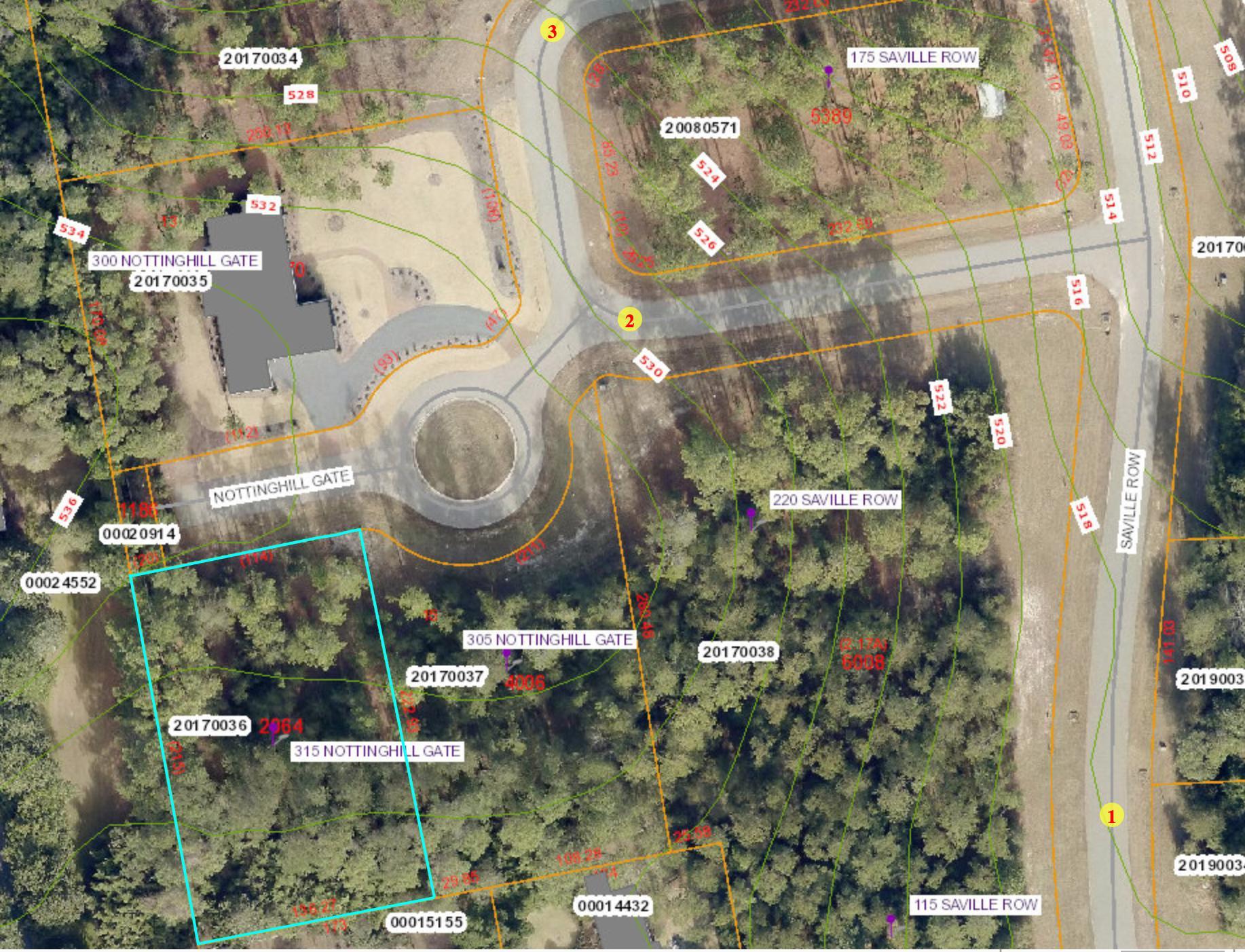 Nottinghill Gate   Linden Clos 14, Pinehurst, North Carolina