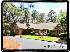 85 Bel Air Drive, Pinehurst, NC 28374