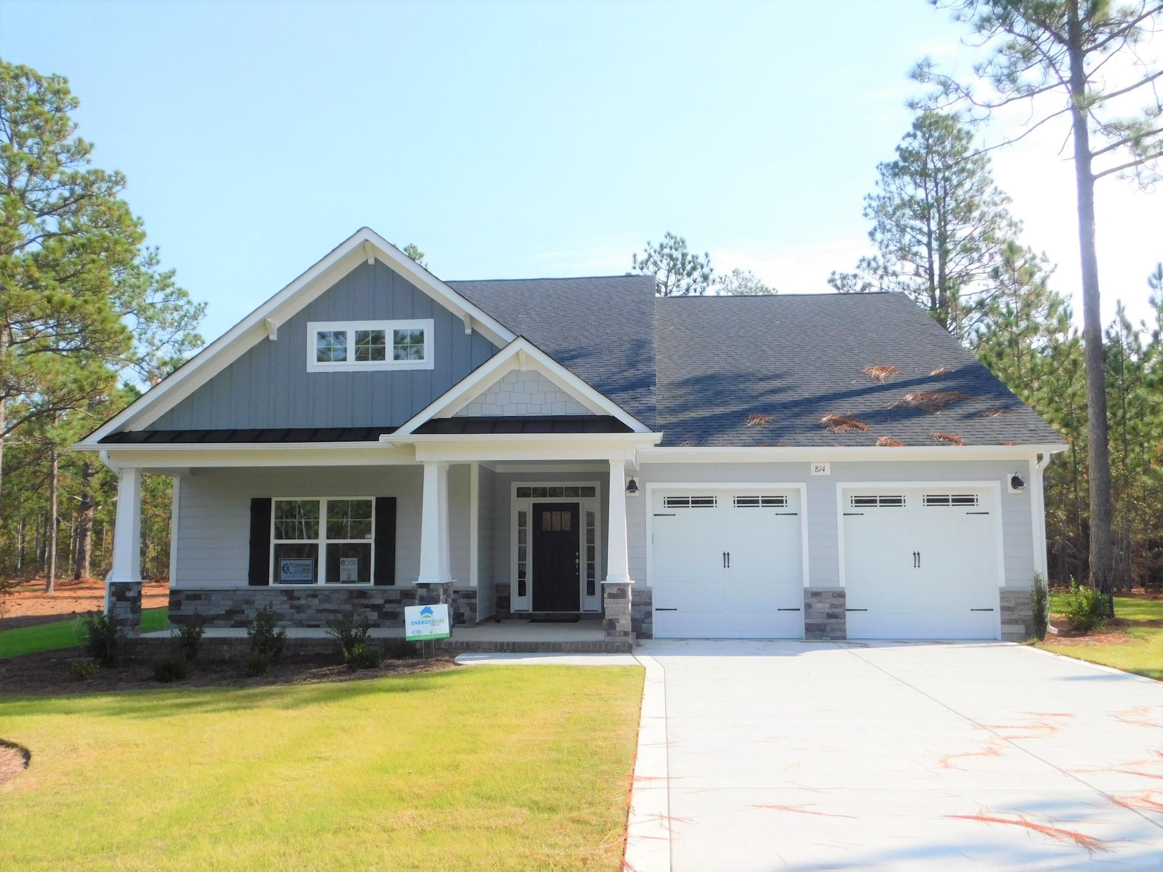 814  Winston Pines Drive, Pinehurst, North Carolina