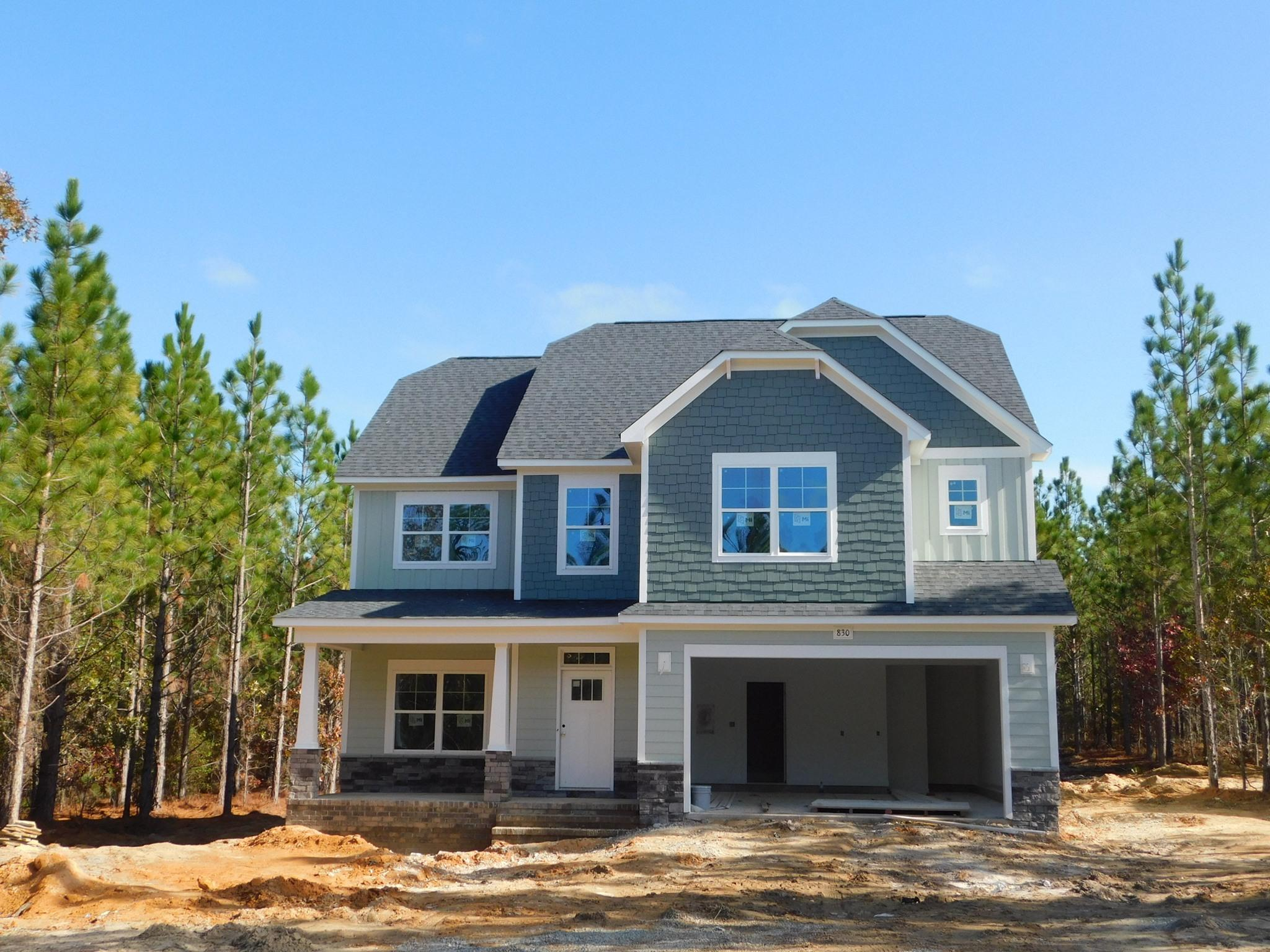 830  Winston Pines Drive, Pinehurst, North Carolina
