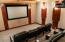 Another view of the Theatre Room