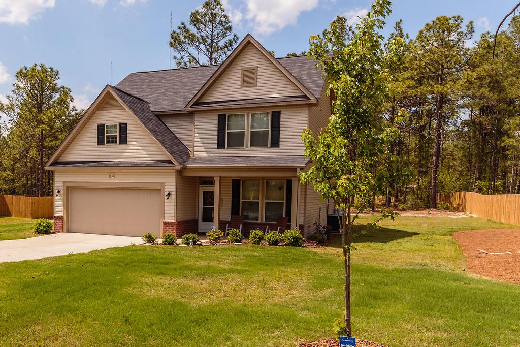 1110  Whitney Drive, Aberdeen, North Carolina