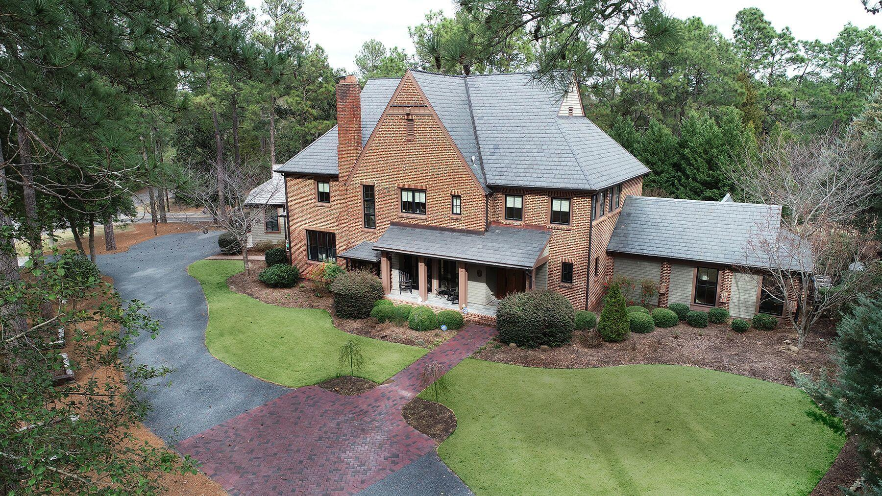 20  Culdee Road, Pinehurst, North Carolina