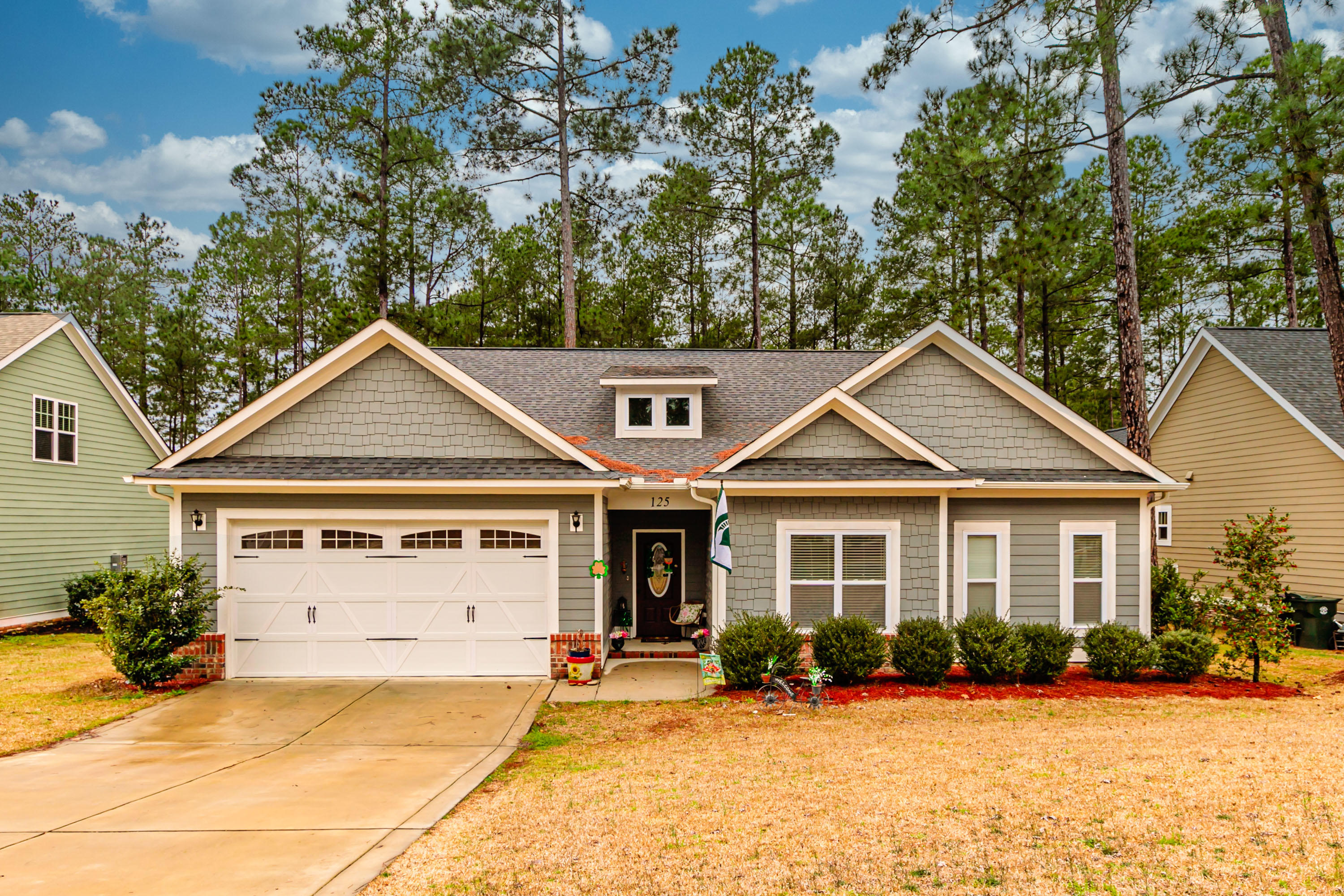 125  Leesville Loop, Aberdeen, North Carolina