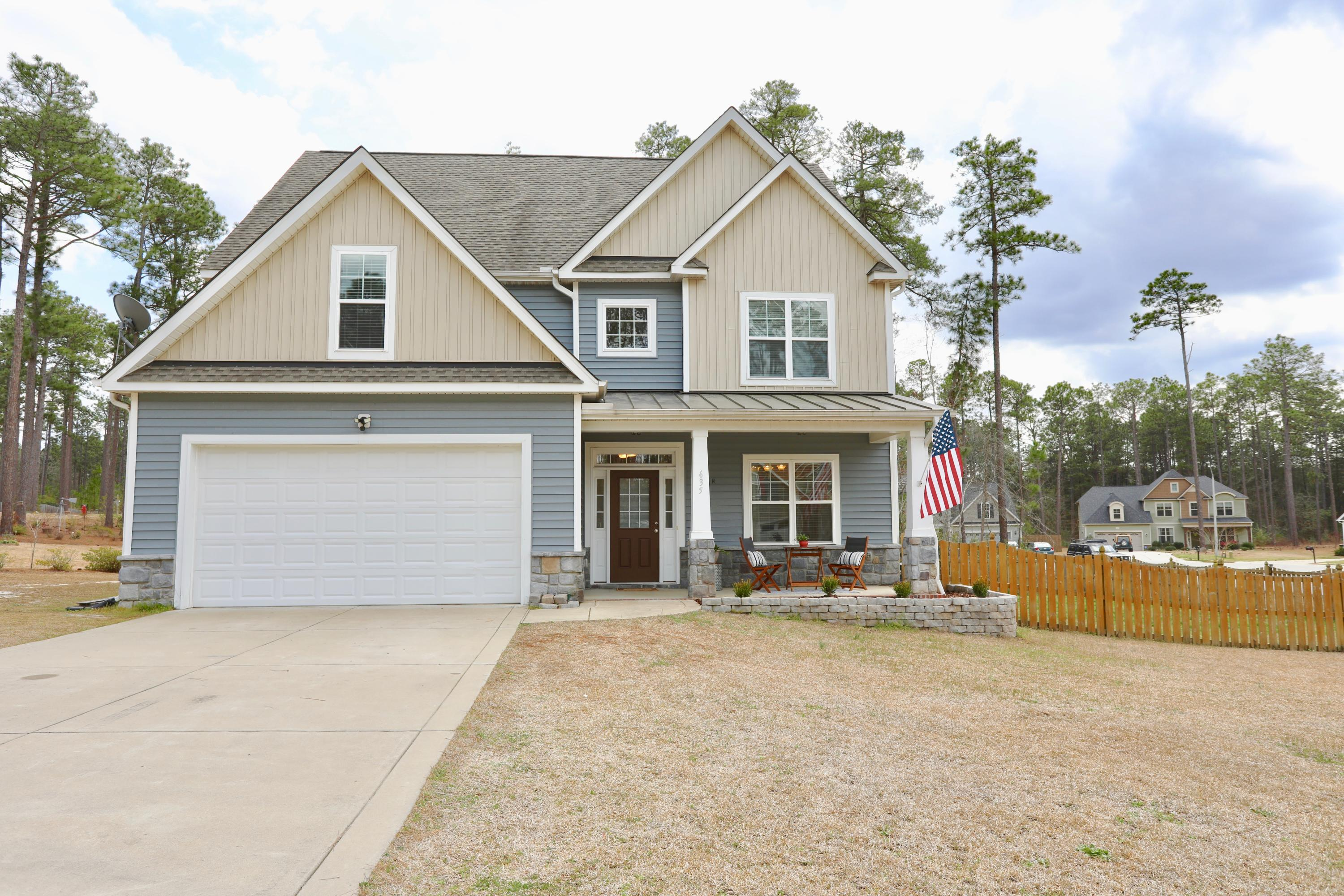 635  Longleaf Road, Aberdeen, North Carolina