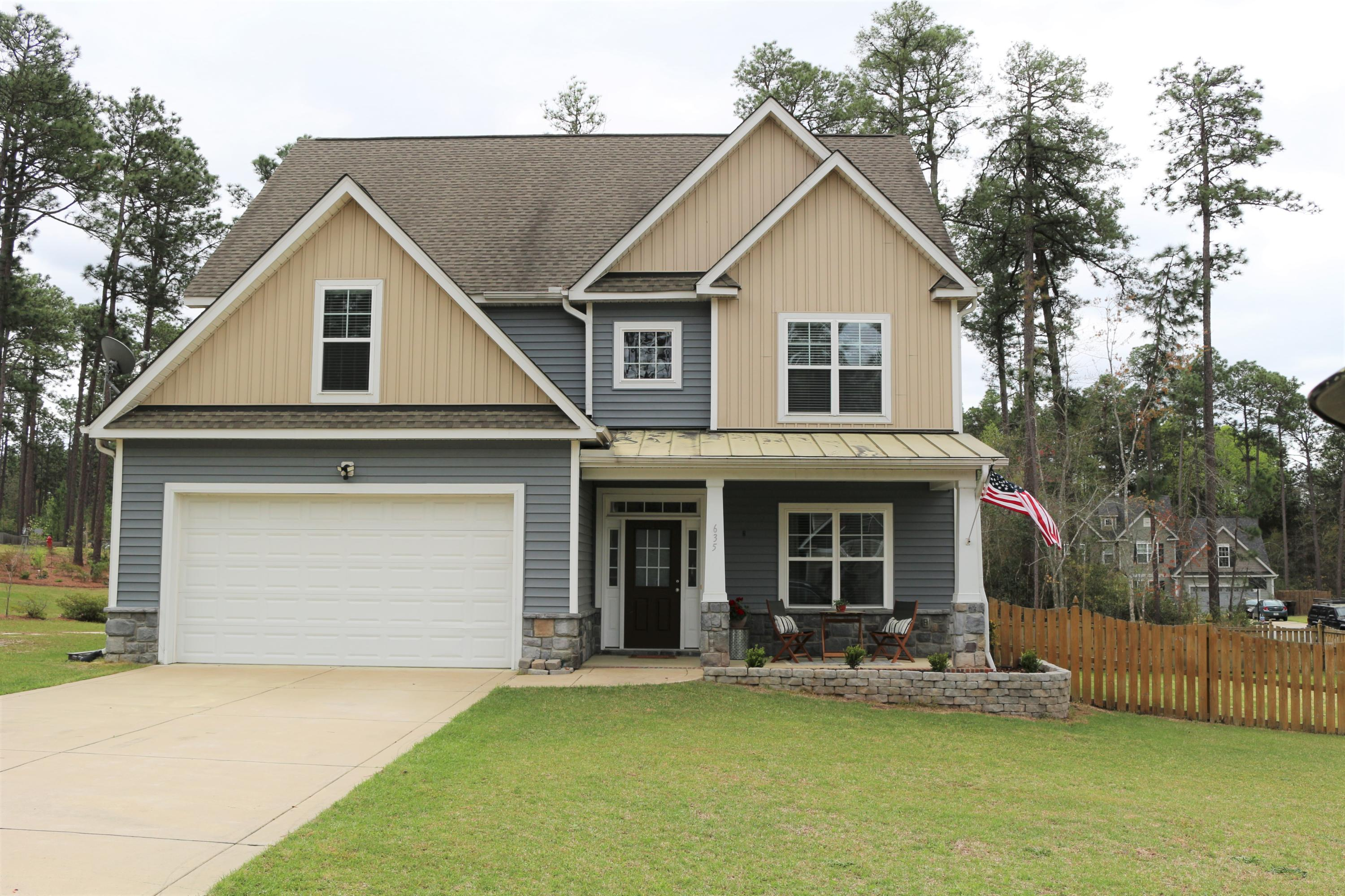 635  Longleaf Road, one of homes for sale in Aberdeen