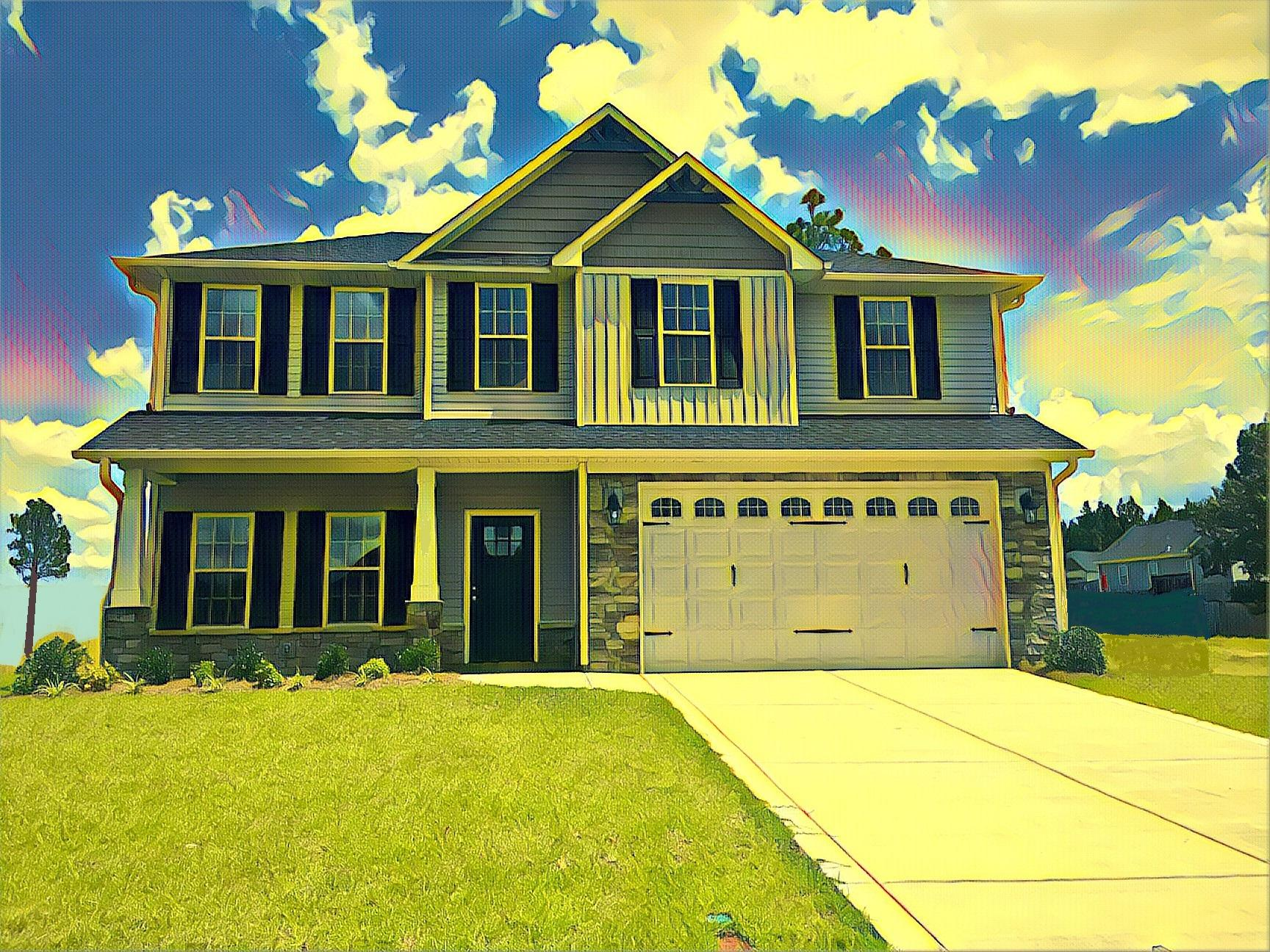 1253  Yellowwood Drive, Aberdeen, North Carolina