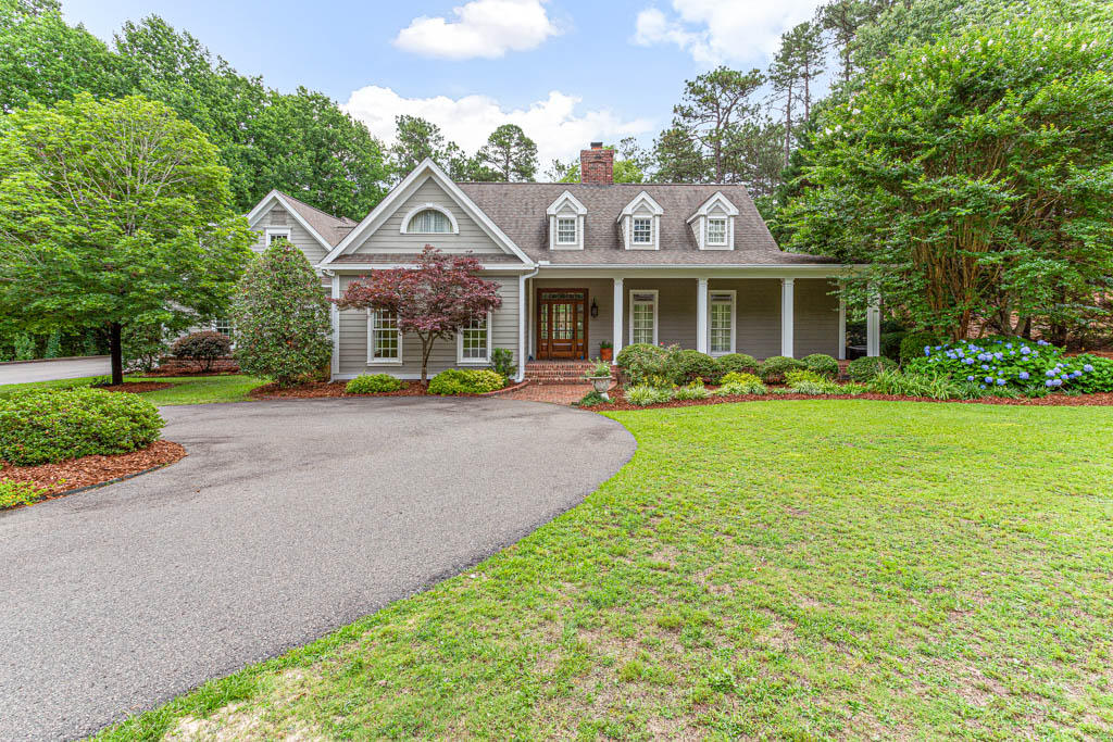 155  Quail Hollow Drive, Pinehurst, North Carolina