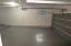 Painted garage floor-