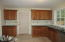 Kitchen w/ new stainless dw