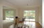Dining room w/ tons of natural light