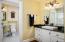 Dressing hall vanity