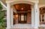 Elegant entrance way