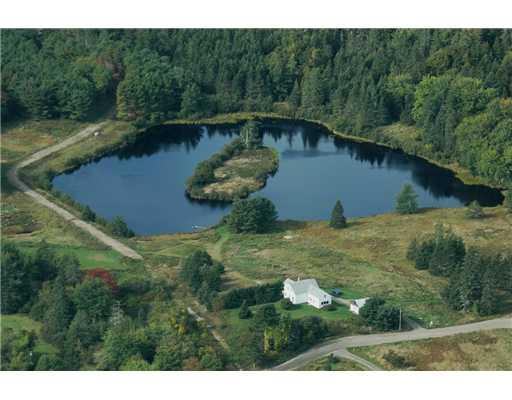Aerial View. An aerial view of Gray...