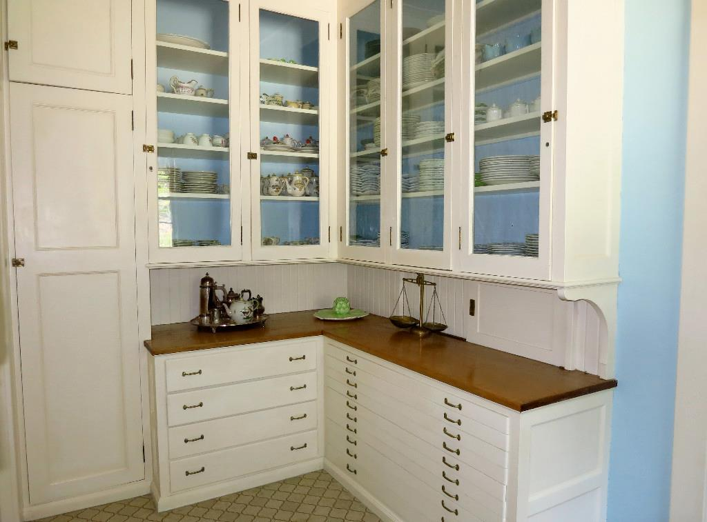 Butler Pantry and Cabinets