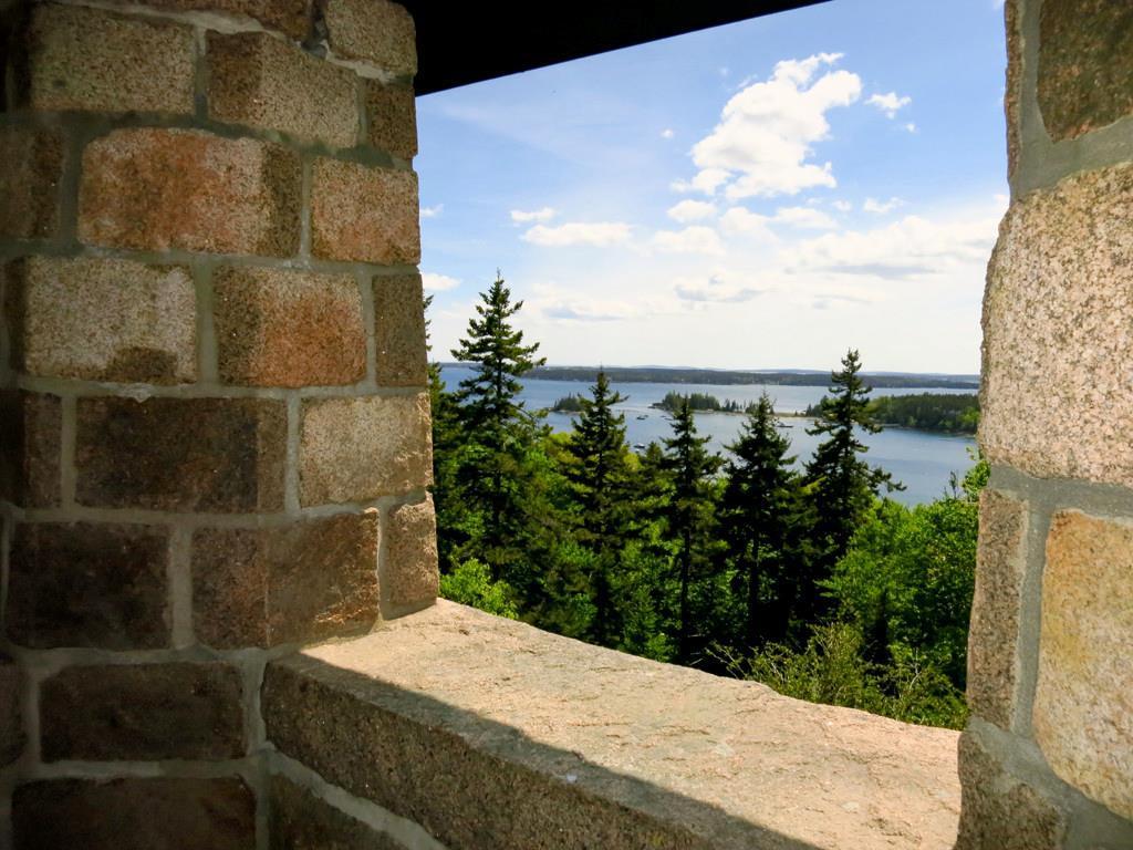 View from Granite Pergola View...