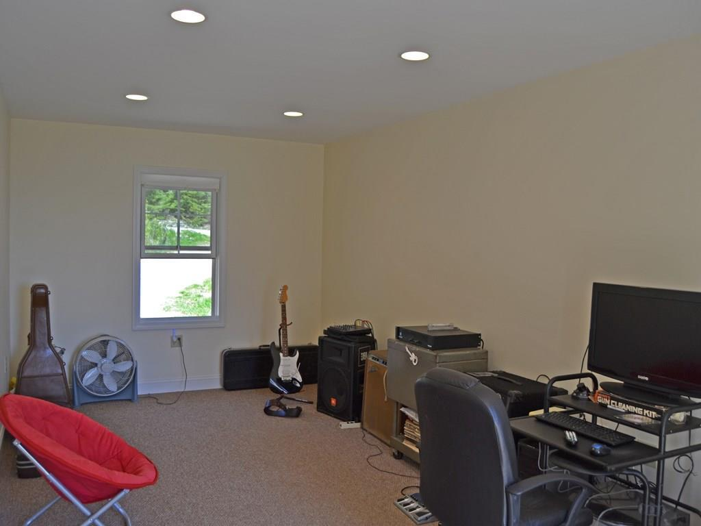Large insulated and heated room...