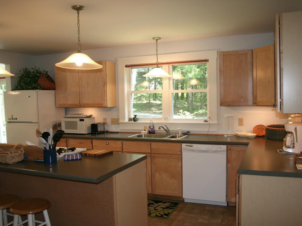 Renovated Kitchen