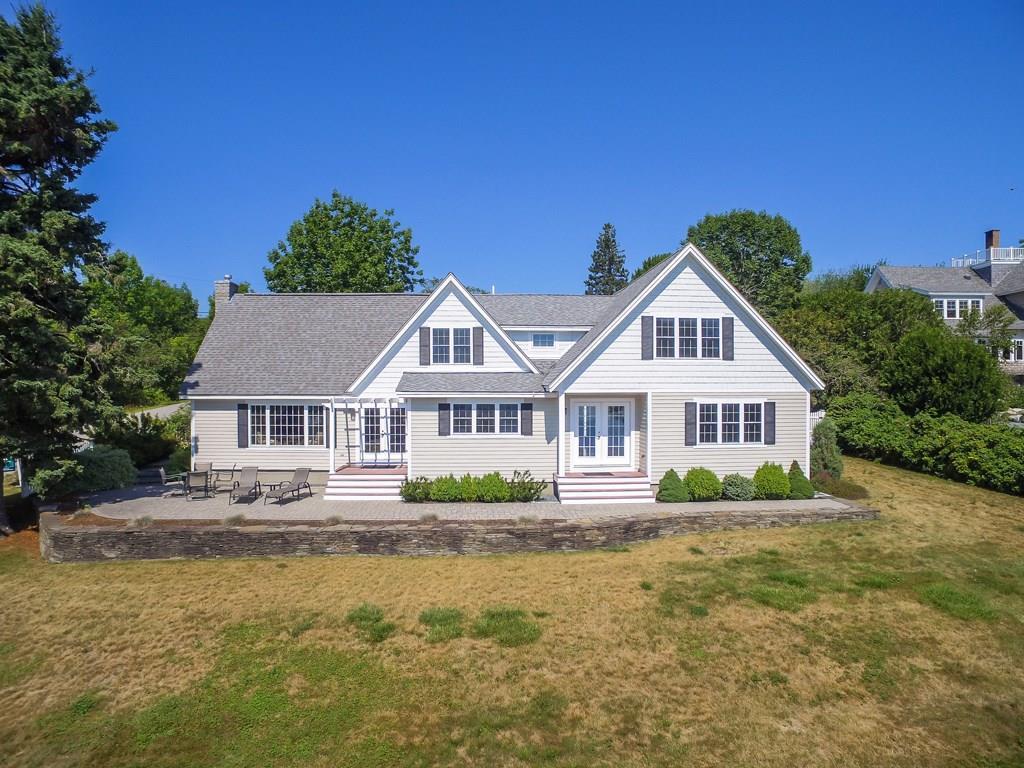 Originally built as a cottage, the...