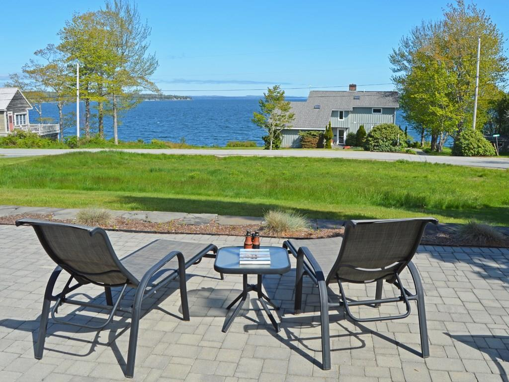 Incredible stone patio offers...