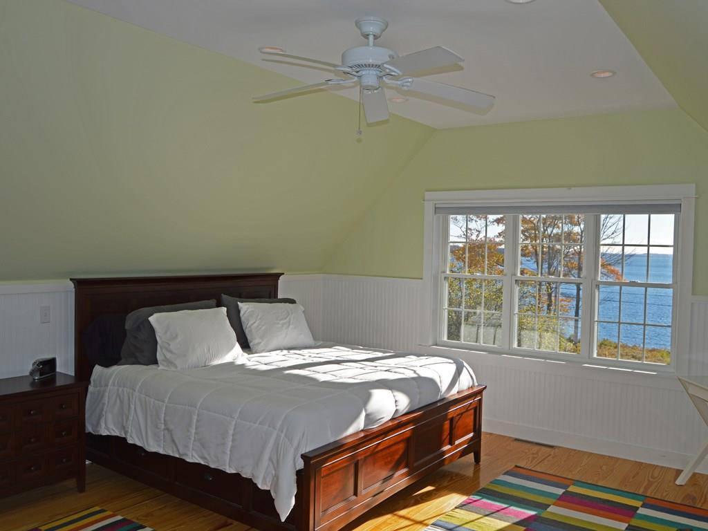 The Master Suite is a true retreat...