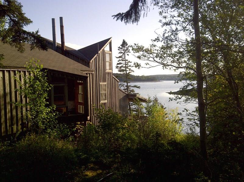 Side of Shore Cottage