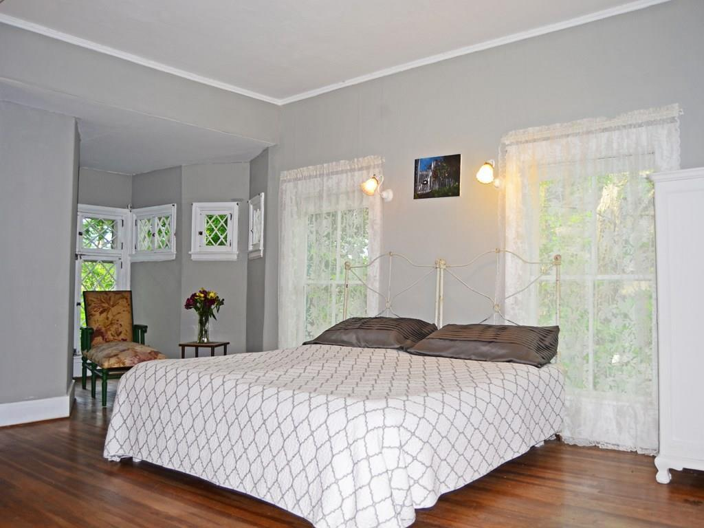 Large Master Bedroom with sitting...