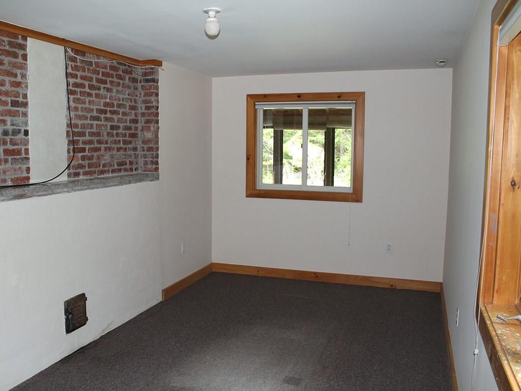 Studio or bedroom on the first floor