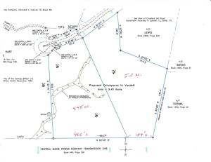 0 Crawford Hill Road, Warren, ME 04864