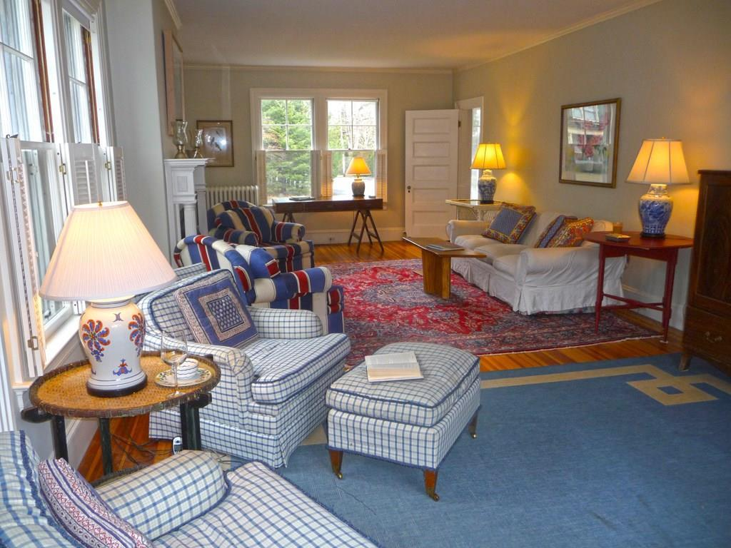 Living Room: a comfortable place to...